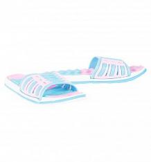 Купить шлепанцы mursu, цвет: голубой/розовый ( id 8694967 )
