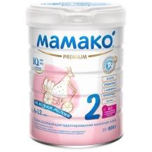 Купить мамако 2 молочная смесь на основе козьего молока 800 г 00000005