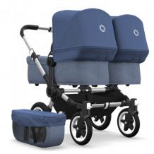 Купить bugaboo коляска для двойни donkey2 twin complete 2 в 1