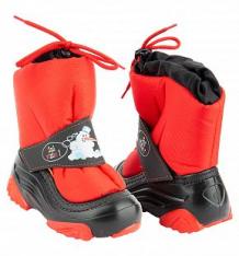 Купить сапоги demar showmen, цвет: красный ( id 10054473 )