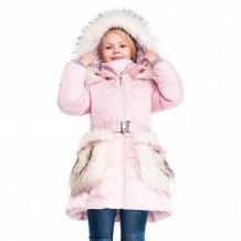 Купить пальто boom by orby, цвет: розовый ( id 11118722 )