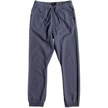 Купить штаны прямые детские quiksilver wapu pant vintage indigo синий 1198096