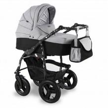 Купить коляска-люлька sevillababy mirra, цвет: серый ( id 12646396 )
