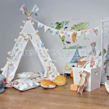 Купить vamvigvam вигвам forest party с окном и карманом vv010325