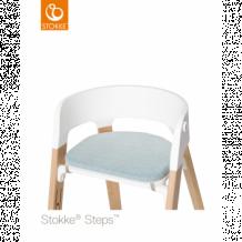Купить съемная подушка на стульчик stokke steps jade twill stokke 997007222