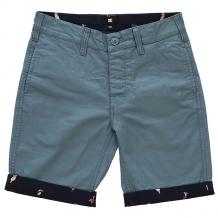 Купить шорты классические детские dc hidden gem boy blue mirage голубой ( id 1194106 )