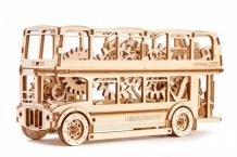Купить wooden city лондонский автобус (216 деталей) wr303