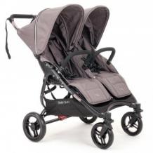 Купить коляска для двойни valco baby snap duo dove grey, тёмно-серый valco baby 997036086