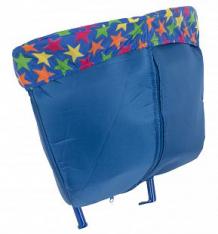 Купить багажник русские игрушки для санимобиль, цвет: синий ( id 3790898 )