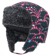 Купить шапка icepeak, цвет: синий 652803502iv