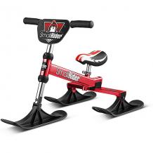Купить снегокат small rider trio, красный 10383050