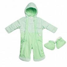 Купить комбинезон arctic kids, цвет: салатовый ( id 11308550 )