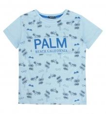 Купить футболка tuffy, цвет: голубой ( id 9890085 )