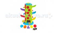 Сортер Playgo Развивающая игрушка Башня испытаний 5 в 1 Play 2268