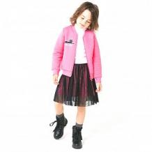 Купить юбка crockid мультгерой, цвет: черный/розовый ( id 11919400 )