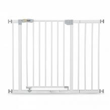 Купить hauck ворота безопасности open'n stop + дополнительная секция 21 см 597231