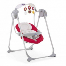 Купить качельки chicco polly swing up paprika chicco 996956323
