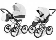 Купить коляска esspero grand classic 2 в 1 шасси chrome 442502022