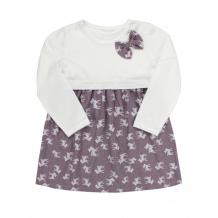 Купить babycollection платье для девочки оленята 159/plw011/sph/k1/001/p1/o*d