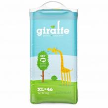 Купить трусики-подгузники lovular giraffe размер xl (46 шт) lovular 996856944