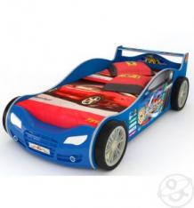 Купить кровать grifon style r800, цвет: синий ( id 9143227 )