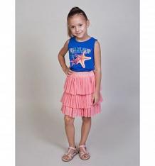 Купить юбка sweet berry городская прогулка, цвет: розовый ( id 10339397 )
