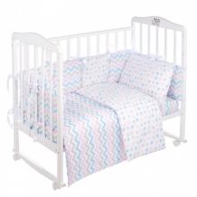 Купить комплект в кроватку sweet baby colori (4 предмета)