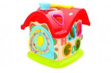 Купить сортер наша игрушка умный домик wd3611