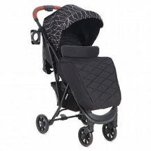Купить прогулочная коляска mccan ritzy, цвет: серебро/коричневая кожа ( id 12155776 )