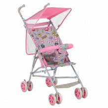 Купить коляска-трость corol s-1 (2019), цвет: розовый ( id 12177496 )