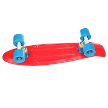 Купить скейт мини круизер penny complete red 22 (55.9 см) красный,серый,белый ( id 1068025 )