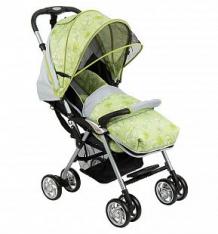 Прогулочная коляска Corol S-12, цвет: зеленый/серый ( ID 6067813 )