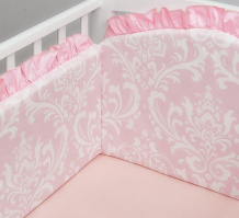 Купить бортик в кроватку colibri&lilly sweet lullaby 120х60 см