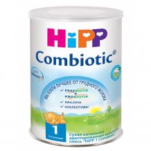 Купить hipp молочная смесь 1 combiotiс с рождения 800 г 2452