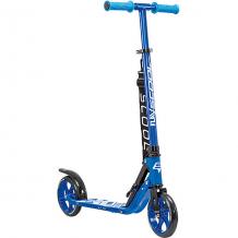 Купить двухколёсный самокат scool flax 8.2, синий ( id 11397870 )