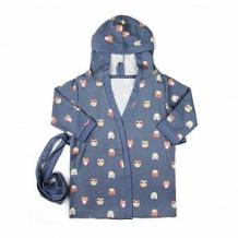 Купить халат mark formelle, цвет: серый ( id 10595657 )