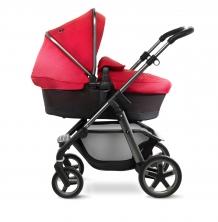 Купить дополнительный комплект аксессуаров к коляскам silver cross wayfarer/pioneer, graphite/chilli, цвет: красный silver cross 996896681