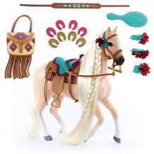 """Купить игровой набор blip toys """"лошадка skye"""" в наборе с аксессуарами, 19 предметов 8688435"""