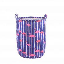 Купить корзина для игрушек наша игрушка фламинго ( id 12745666 )