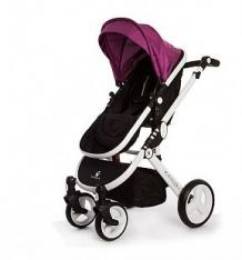 Купить прогулочная коляска babyruler st166, цвет: фиолетовый ( id 9722946 )