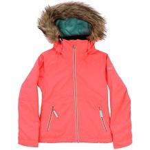 Купить куртка утепленная детская roxy jet ski so girl g snjt neon grapefruit_gana розовый ( id 1185118 )