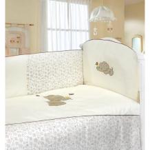 Купить комплект в кроватку labeille favorite elephant (6 предметов) 5873/6