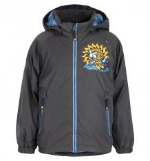 Купить куртка lappi kids naava, цвет: черный ( id 8569543 )
