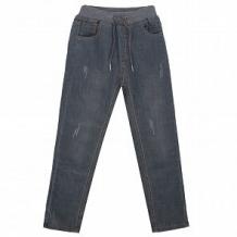 Купить джинсы fun time, цвет: серый ( id 10850273 )