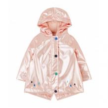 Купить плащ на флисовой подкладке, розовый mothercare 3223022