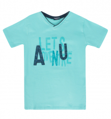 Купить футболка tuffy, цвет: бирюзовый ( id 9890154 )