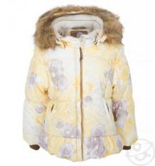 Куртка Huppa Lilly, цвет: желтый ( ID 3365546 )