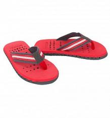 Купить шлепанцы s'cool, цвет: красный ( id 2763737 )
