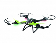 Купить spl квадрокоптер радиоуправляемый flexcopter fx11 ig436