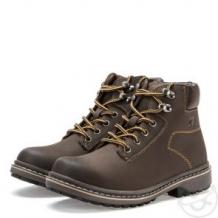 Купить ботинки keddo, цвет: коричневый ( id 12013426 )